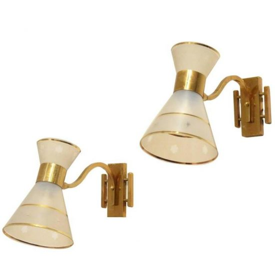 french-mid-century-modern-sconce-lamps