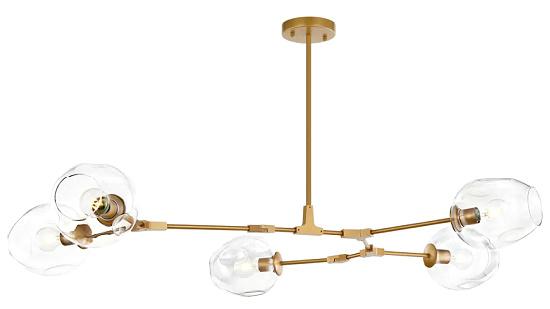 Light Society Thurston 5-light Chandelier
