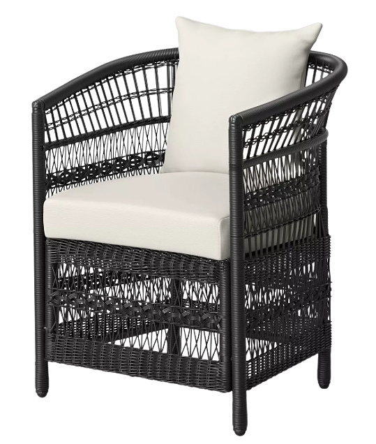 Mulberry 2pk Patio Club Chair - Threshold