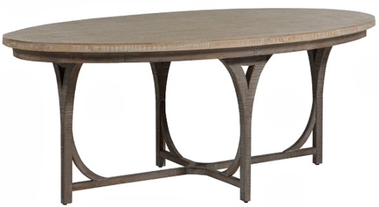 Shannon Solid Oak Dining Table