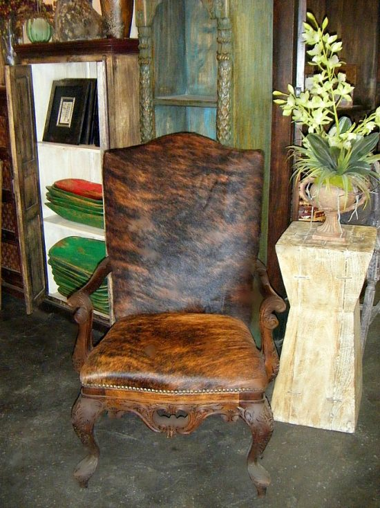 cow-hide-chair