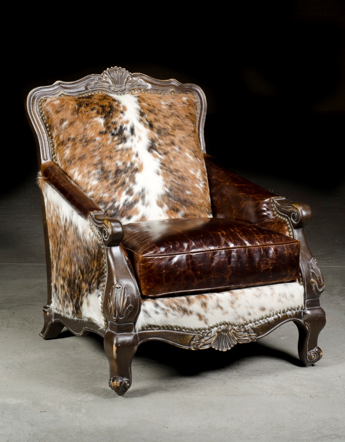 together with texas cowhide furniture also western leather furniture