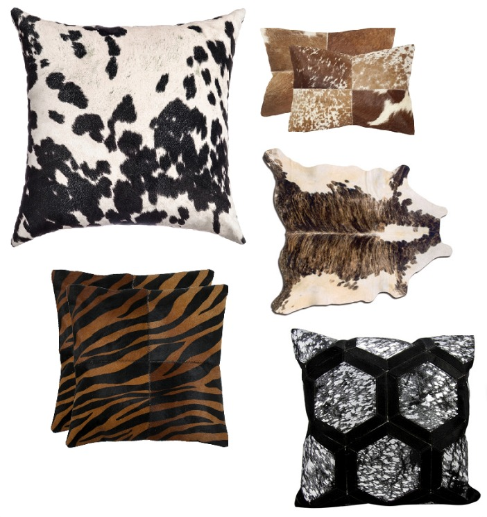 Cowhide home decor 28 images 100 cowhide rug for Cowhide decorating ideas
