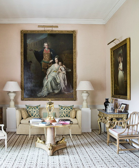 family-tradition-pink-and-white-living-room