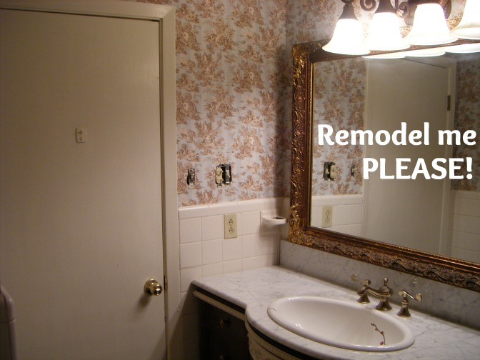 Bathroom remodeling ideas places in the home - Guest bathroom remodel designs ...