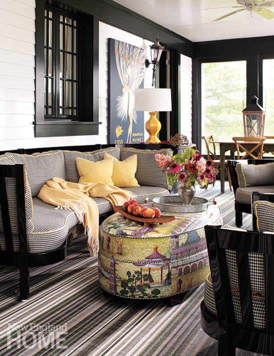 Chinoiserie-upholstered-ottoman