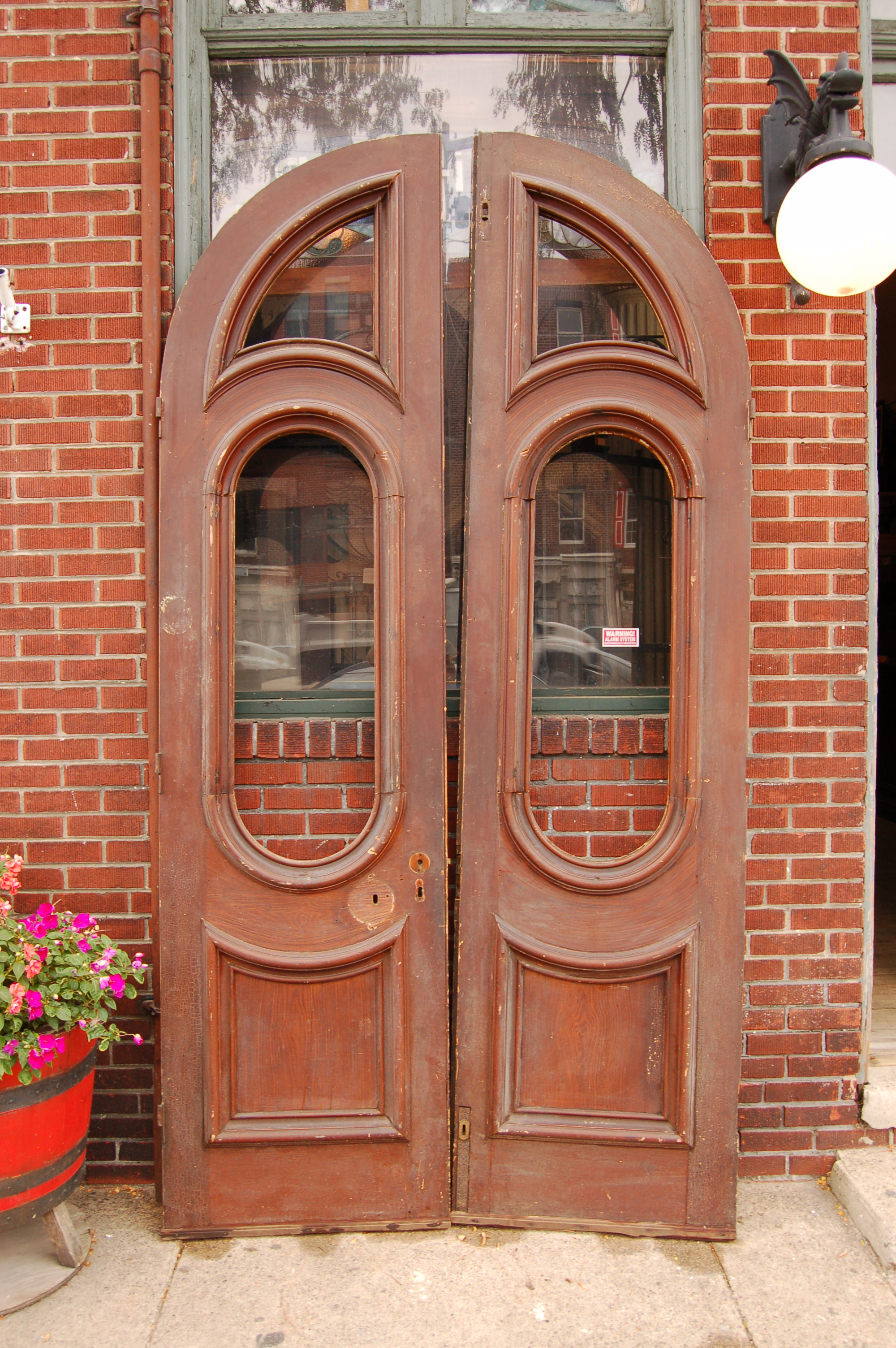 30085047206466082000 Victorian Pair Entry Doors Each Door 28.5 W 113.5 H $3  500.00 Pair #B51664 Part 97