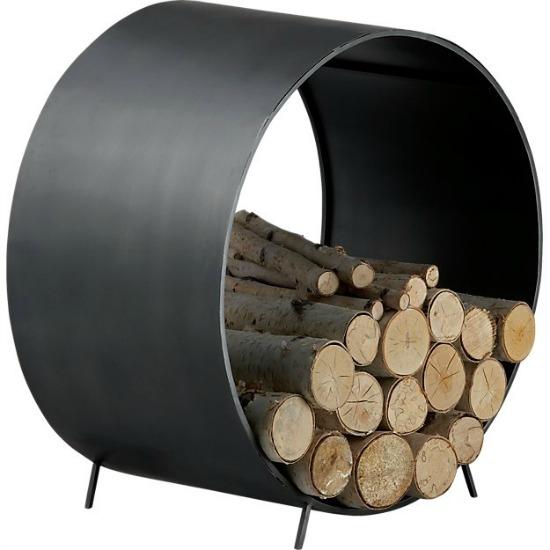 Chuck log holder