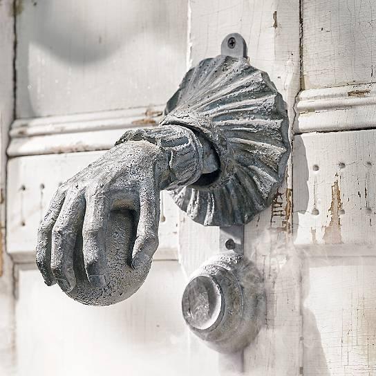 hand-door-knocker