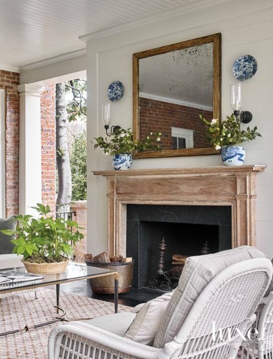 outdoor-fireplace-Atlanta-home