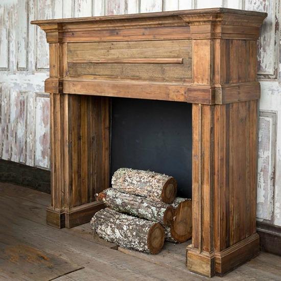 reclaimed-pine-wood-mantel
