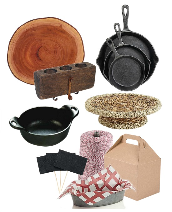 tailgating-serveware-ideas
