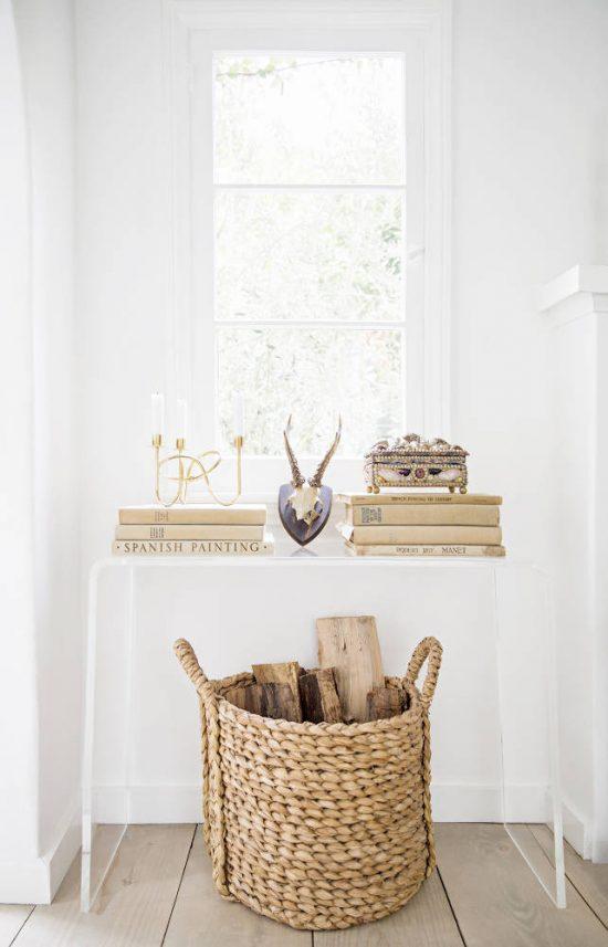 wood-in-basket
