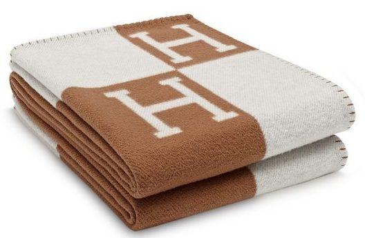 new classic Avalon Hermes blanket