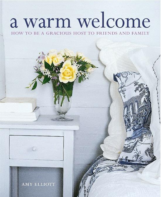 A Warm Welcome Amy Elliott