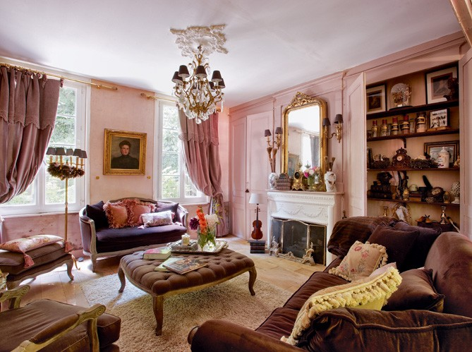 Nineteenth century design archives places in the home