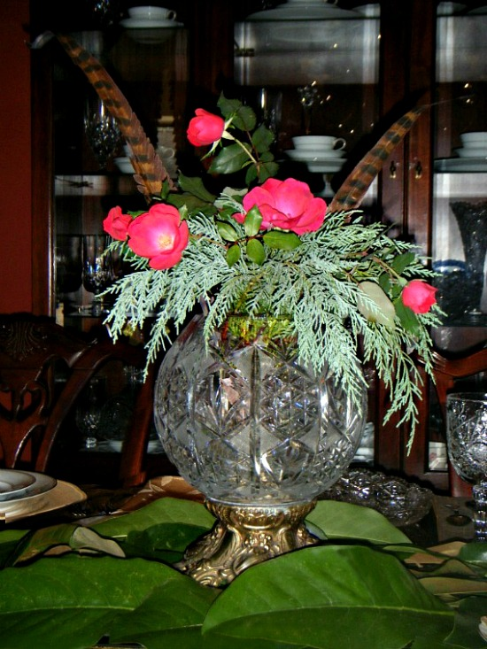 centerpiece-roses