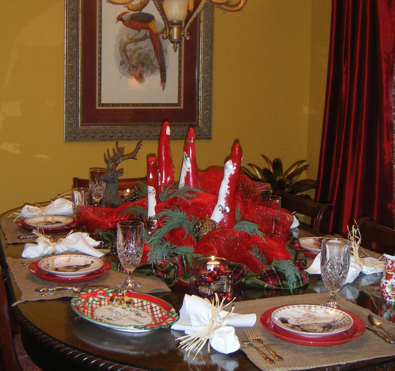 Decoratiuni De Craciun On Pinterest Christmas Table