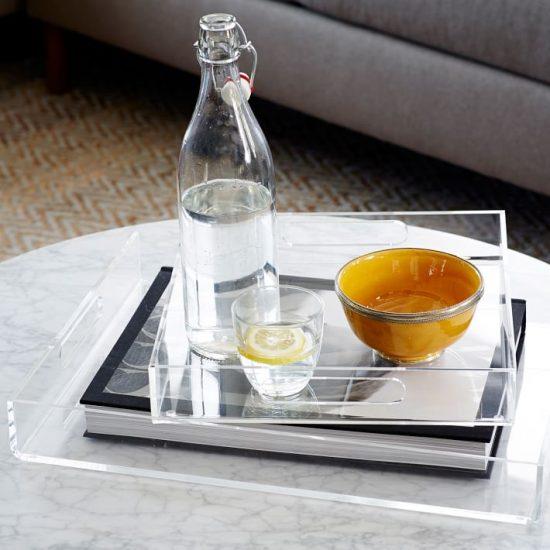 acrylic-trays