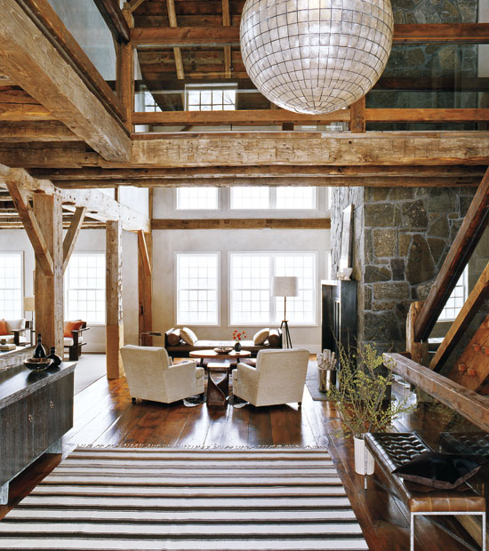 design anchors of a space