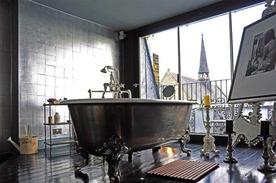designer bathtubs