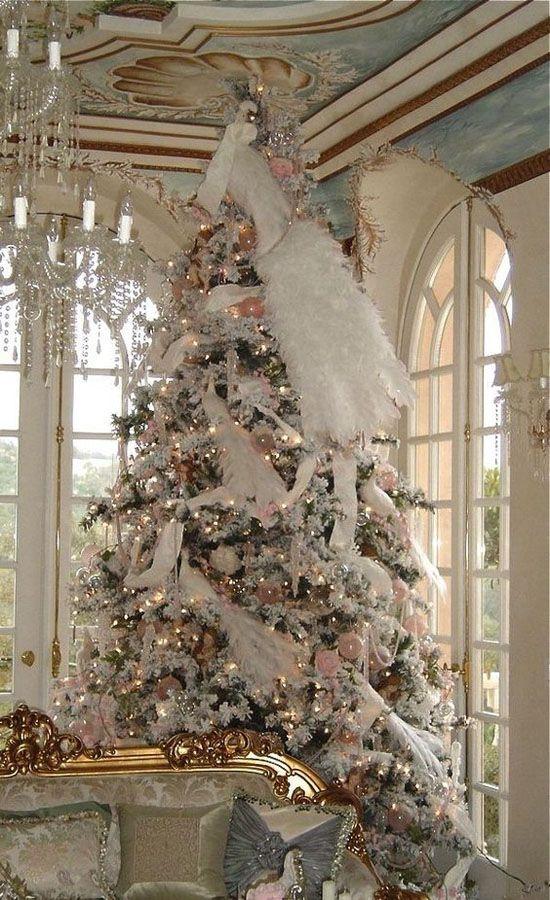 white-angel-tree
