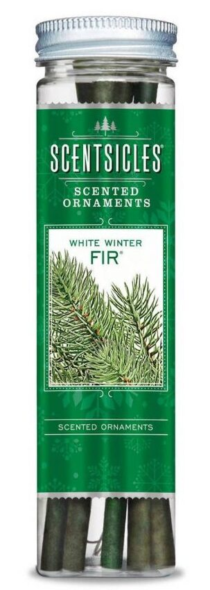 scents of the holiday season