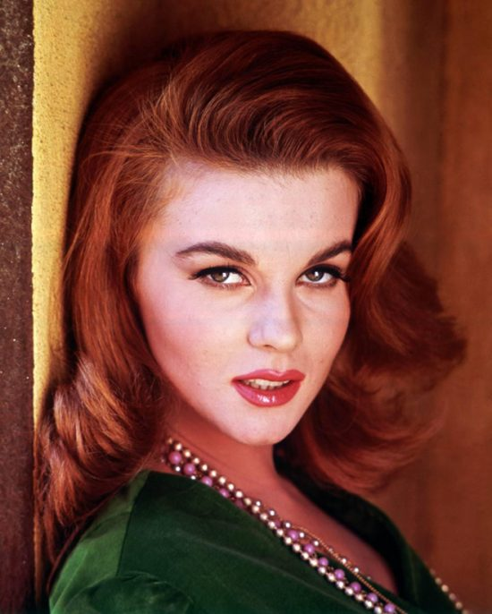 Swedish Actress, Ann-margret Singer and Dancer, 01.05.1967. (Photo by Photoshot/Getty Images)