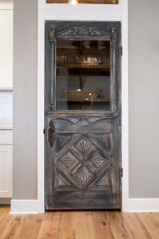 antique-door-pantry-farmhouse