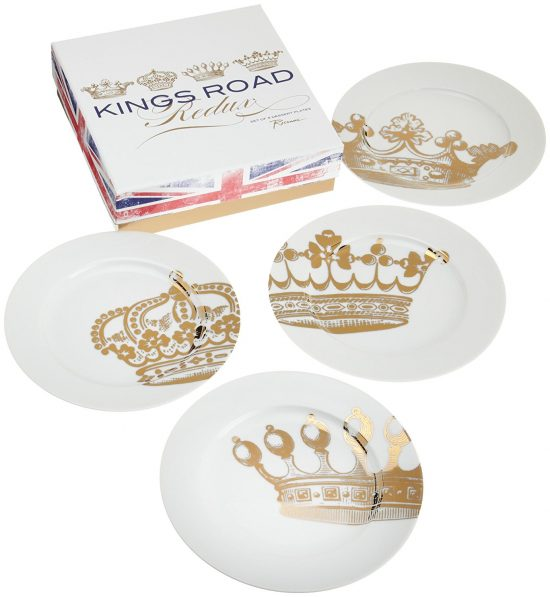 crown themed home decor