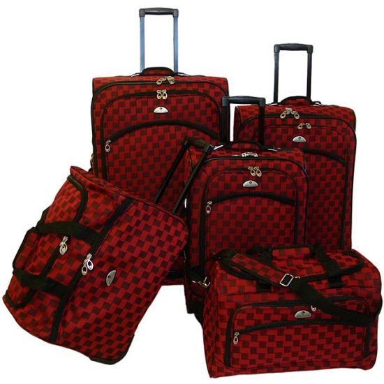 American-Flyer-Madrid-Red-5-piece-Spinner-Luggage-Set-L12537445