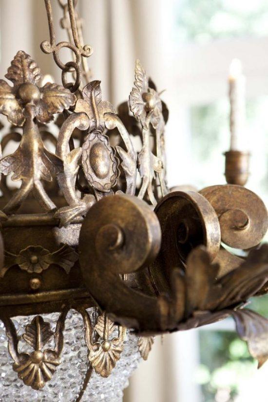 Ebanista chandelier