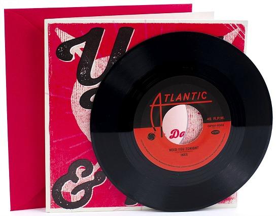 Hallmark-Vinyl-Valentine's-Day-Card