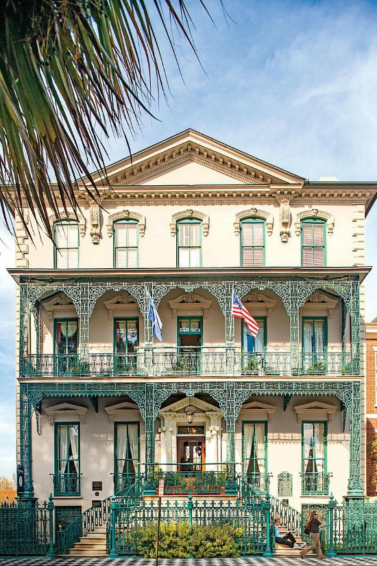 John Rutledge House Inn Charleston, South Carolina