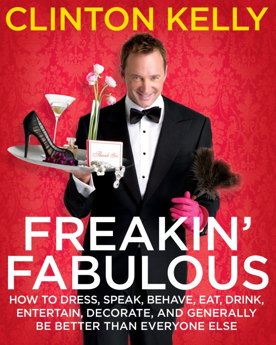 clinton kelly freakin' fabulous