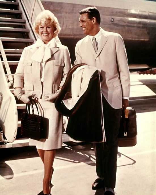 Doris Day Cary Grant That Touch of Mink