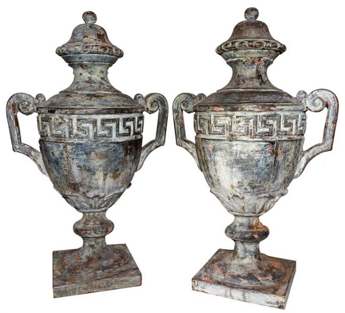 French-lead-garden-urns