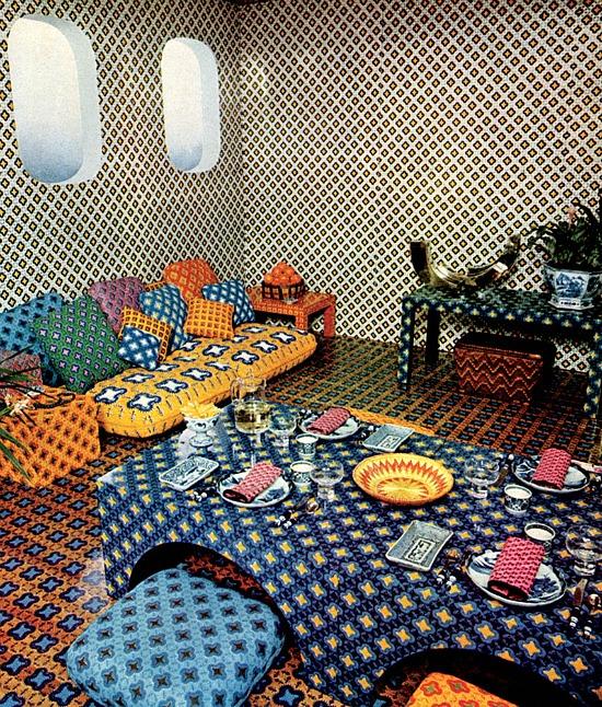Moroccan-decor