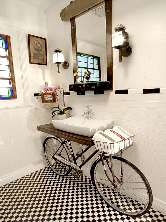bicycle-vanity