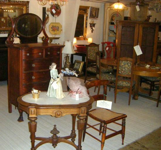 walnut-antiques