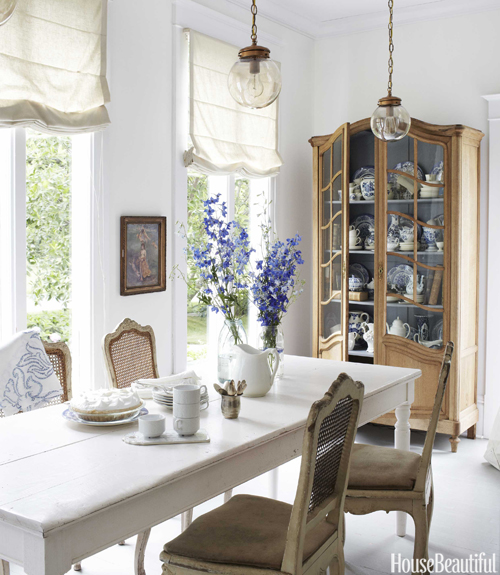 Annie Brahler Captivating Of Breakfast Room House Beautiful Picture