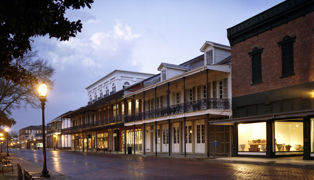 Natchitoches History Amp Steel Magnolias Places In The Home