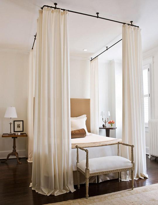 Paul Corrie Interiors bedroom