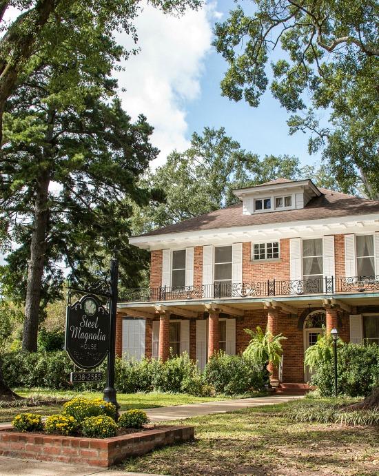 Steel Magnolia House Natchitoches Louisiana