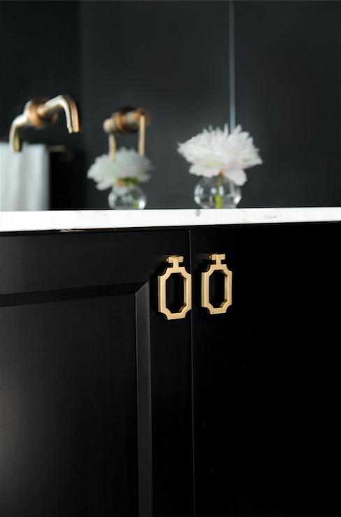black-bath-vanity-cabinets-gold-ring-pulls