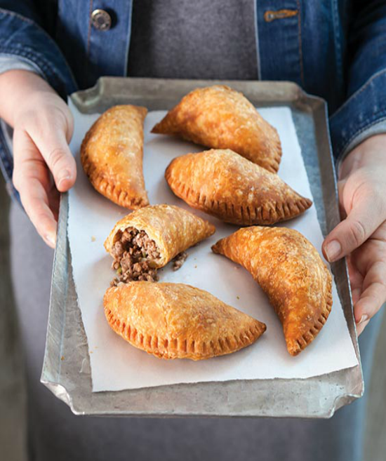 classic Natchitoches meat pies