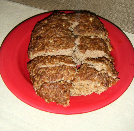 Smokey Apple Cinnamon Meatloaf