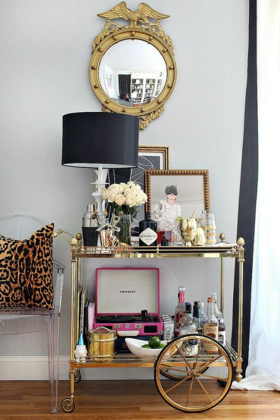 bar-cart-lucite-chair-leopard