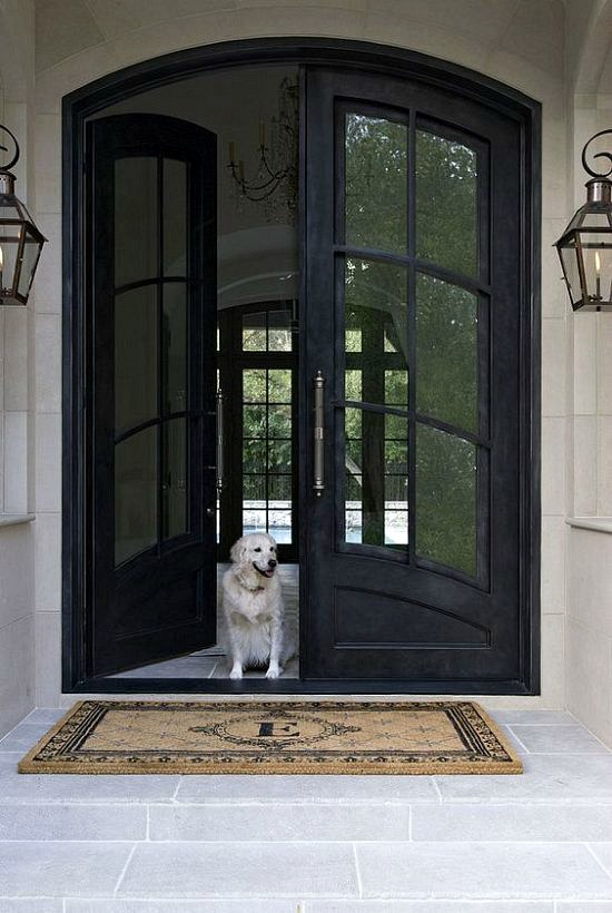 unique entry doors