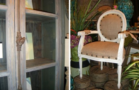 antiques and home decor accessories